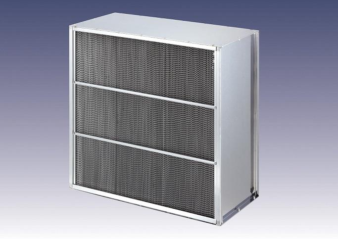 新製品「高風量形耐熱350℃フィルタ(ATMKU)」