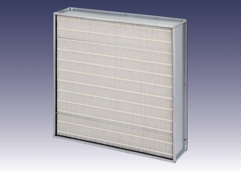 Rolffi(低压损失中等高性能过滤器)(带电过滤材料)